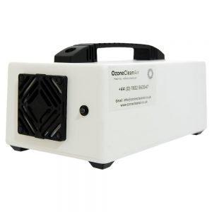 Corona ozone generator