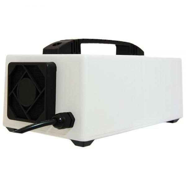 Corona air purifier rear
