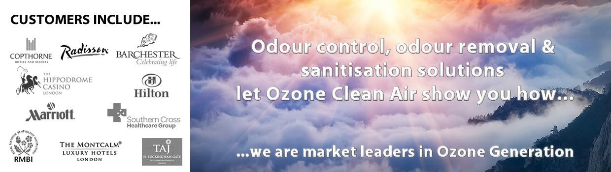 Ozone Machines Rental by Ozone Clean Air