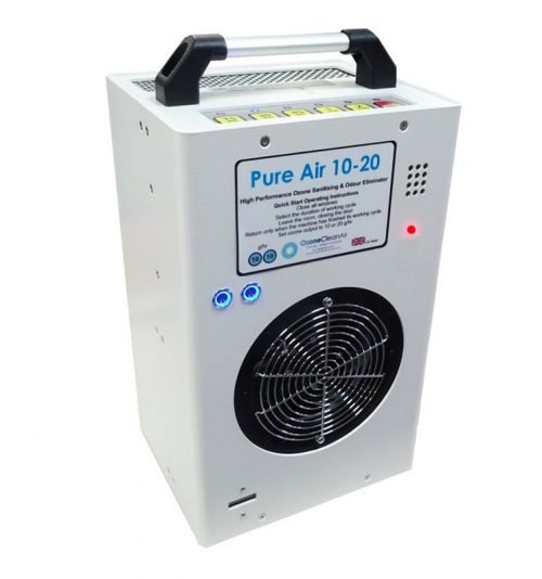 Ozone clean air Pure Air 10-20