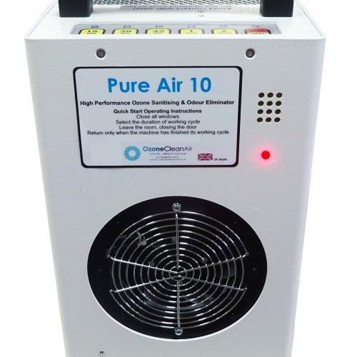 Ozone Clean Air Pure Air 10-20