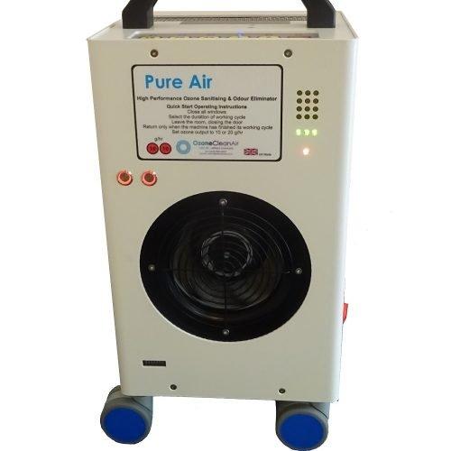 Pure Air series accessories - castors